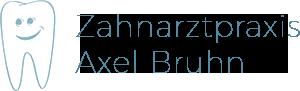 Zahnarztpraxis Axel Bruhn Logo